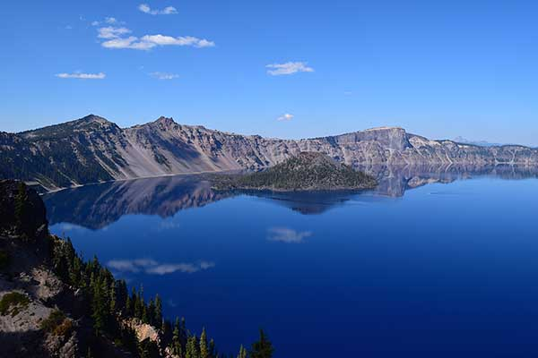 Kierunek - Crater Lake, or