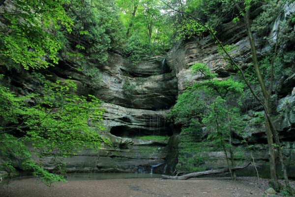 Starved Rock, il