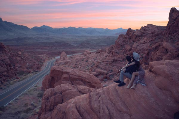Kierunek - Valley of Fire, nv