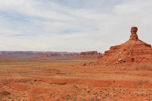 Kierunek - Valley of the Gods, ut